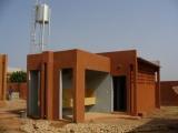 Sanitaires et château d'eau
