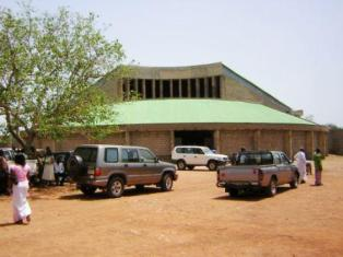 The new Navrongo cathedral