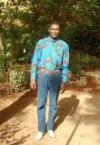 Simon à son retour de RDC