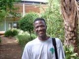 Sylvain de retour de l'Uganda