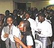 paroissiens originaires des pays sub-sahariens