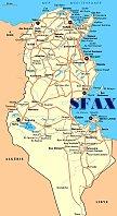 Sfax en Tunisie